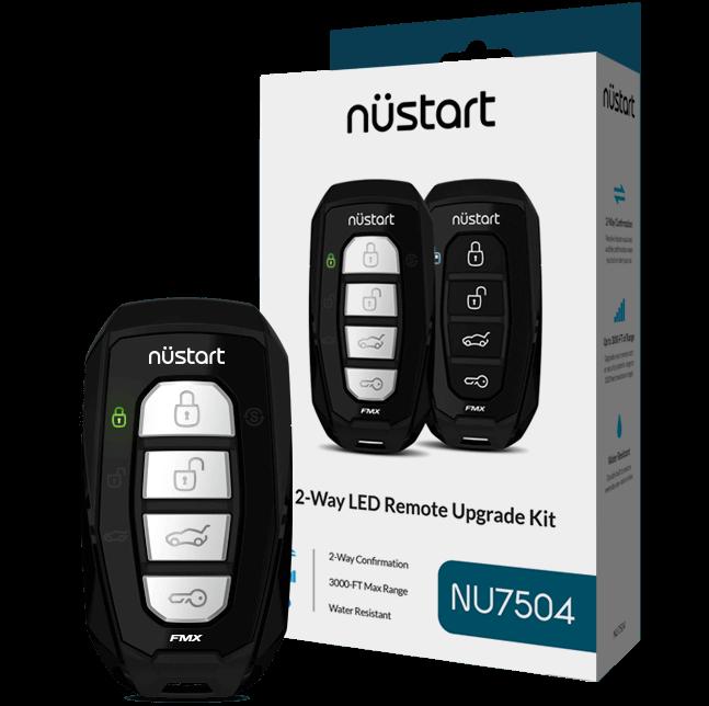 NuStart Remote Starter